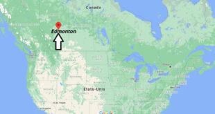 Où se trouve Edmonton