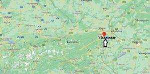 Où se trouve Eisenstadt