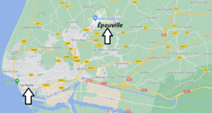 Où se trouve Épouville