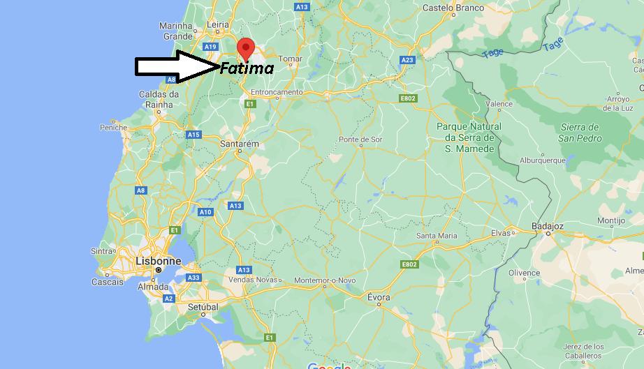 Où se trouve Fatima