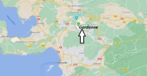 Où se trouve Gardanne