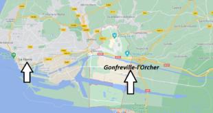 Où se trouve Gonfreville-l-Orcher
