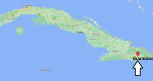 Où se trouve Guantánamo