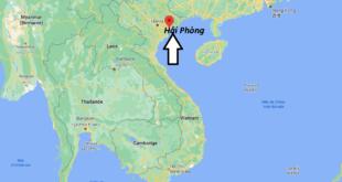 Où se trouve Hải Phòng