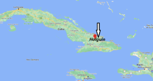 Où se trouve Holguín