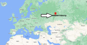 Où se trouve Iekaterinbourg