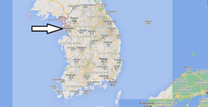 Où se trouve Incheon