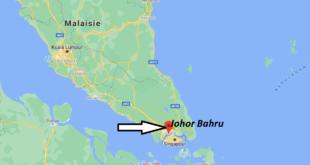 Où se trouve Johor Bahru