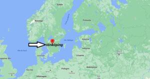 Où se trouve Jönköping