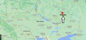 Où se trouve Kharkiv