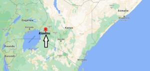 Où se trouve Kisumu