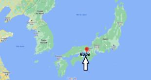 Où se trouve Kobe