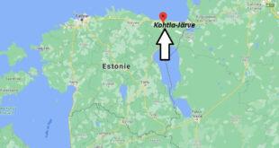 Où se trouve Kohtla-Järve