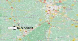 Où se trouve La Fouillouse