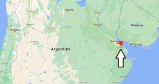 Où se trouve La Plata