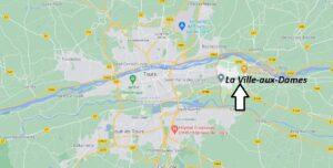 Où se trouve La Ville-aux-Dames