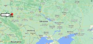 Où se trouve Lviv