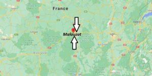 Où se trouve Malauzat