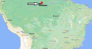 Où se trouve Manaus