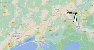Où se trouve Manduel