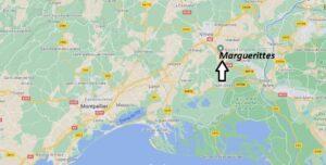 Où se trouve Marguerittes
