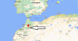 Où se trouve Meknès