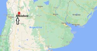 Où se trouve Mendoza