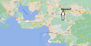 Où se trouve Meyreuil