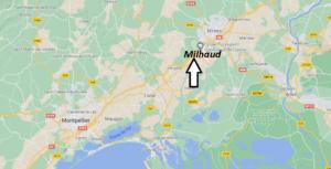 Où se trouve Milhaud