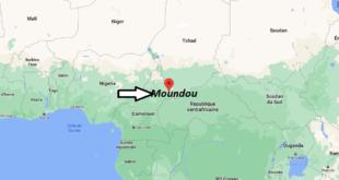 Où se trouve Moundou