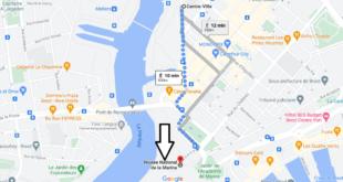 Où se trouve Musée national de la Marine