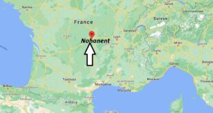 Où se trouve Nohanent