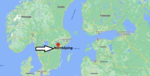 Où se trouve Norrköping