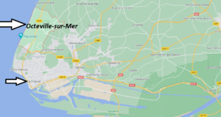 Où se trouve Octeville-sur-Mer