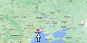 Où se trouve Odessa