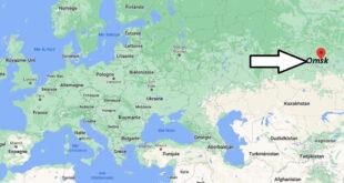 Où se trouve Omsk