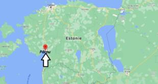 Où se trouve Pärnu