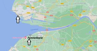 Où se trouve Pennedepie