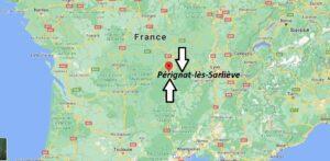 Où se trouve Pérignat-lès-Sarliève