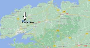Où se trouve Plabennec