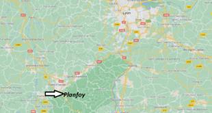 Où se trouve Planfoy