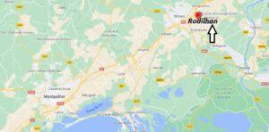 Où se trouve Rodilhan