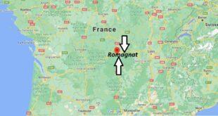 Où se trouve Romagnat