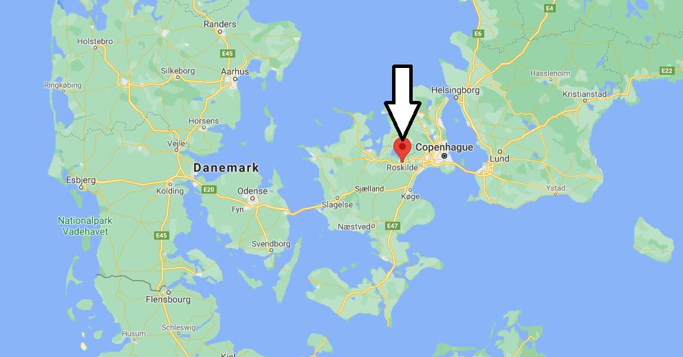 Où se trouve Roskilde