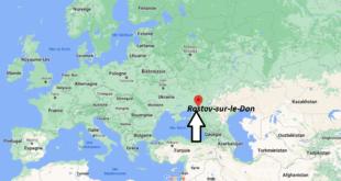Où se trouve Rostov-sur-le-Don
