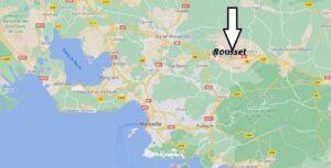 Où se trouve Rousset