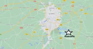 Où se trouve Ruaudin