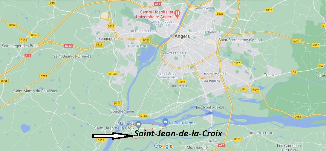 Où se trouve Saint-Jean-de-la-Croix