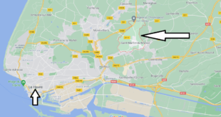 Où se trouve Saint-Martin-du-Manoir