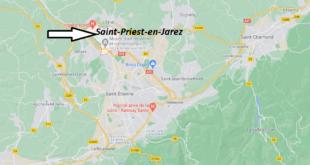Où se trouve Saint-Priest-en-Jarez